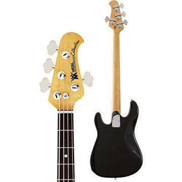 Ernie Ball Music Man 123-01-20-01 Cutlass Bass Black Rosewood Fretboard