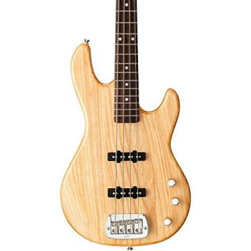 G&L Tribute JB2 4-String Electric Bass Gloss Natural Rosewood Fretboard