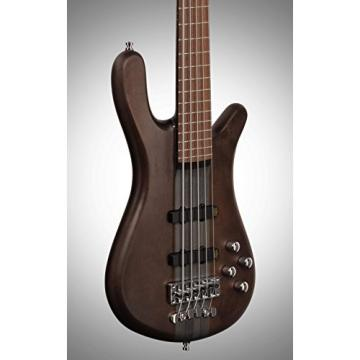 Warwick German Pro Series Streamer Stage I, 5-String, Nirvana Black, USM-GPS126503AACHYFR