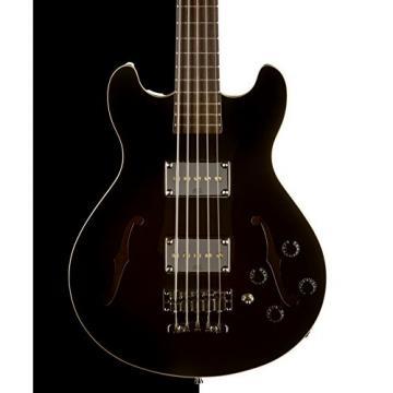Warwick German Pro Series Starbass, 5-String, Black HP