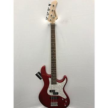 Fernandes Retrospect 4 X Bass Guitar - Candy Apple Red
