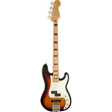 Fender Special Edition Deluxe PJ Bass 3-Tone Sunburst Maple
