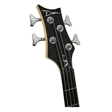 Dean Edge 1 Bass, Classic Black