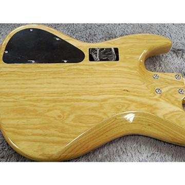 Mike Lull M4V 70's Natural Electric Bass