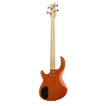 Dean Edge 1 Bass, Trans Amberburst