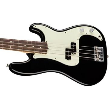 Fender American Professional Precision Bass - Black with Rosewood Fingerboard