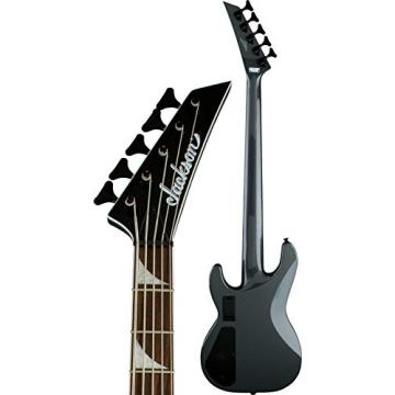 Jackson CBXNT V Concert Bass - Dark Metallic Gray