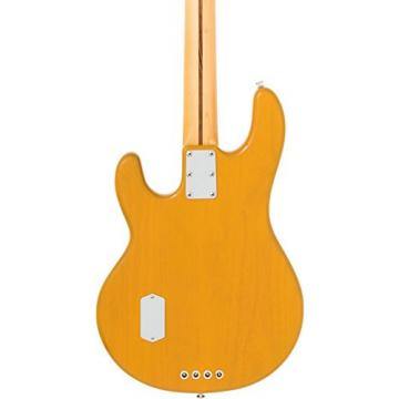 "Ernie Ball Music Man StingRay 40th Anniversary ""Old Smoothie"" - Butterscotch"