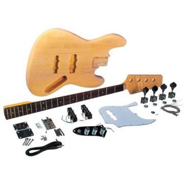 Saga JB-10 Electric Bass Kit - J Style