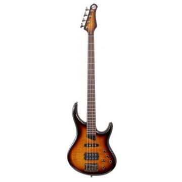 "MTD Kingston ""The Heir"" Bass Guitar (4 String, Rosewood, Tobacco Sunburst)"