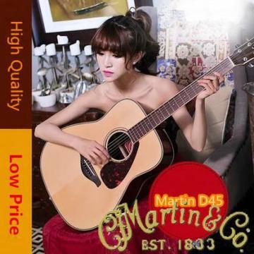 best musical instruments Martin D45 USA Custom Guitars