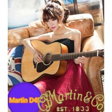 best acoustic guitar--Martin D45 Standard Series Acoustic Guitar