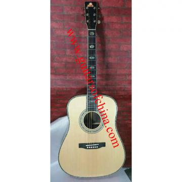 All-solid wood Martin D45 standard series acoustic guitar custom shop