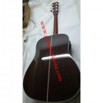 Martin D45  acoustic guitar ebony fretboard vine abalone inlays