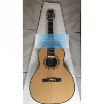 Custom Martin OO 42SC Acoustic Guitar 2018 New