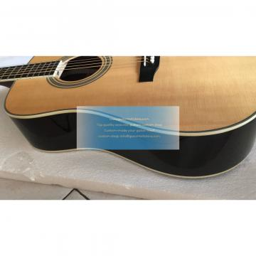 Custom Factory Price Top Solid Spruce Martin D35 Acoustic Guitar