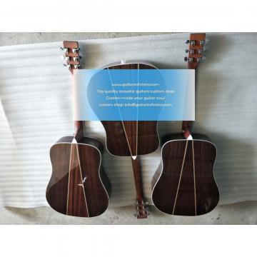 Custom Martin D-35 Natural Acoustic Guitar