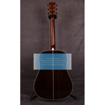 Custom Martin D-41 Guitar Natural Solid
