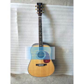 Custom Martin D-41 Dreadnought Guitar Orginal Wood Color