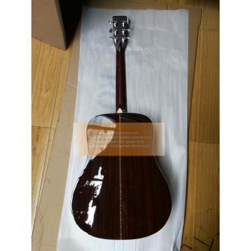 Custom Martin D-28 left-handed Acoustic-electric Guitar