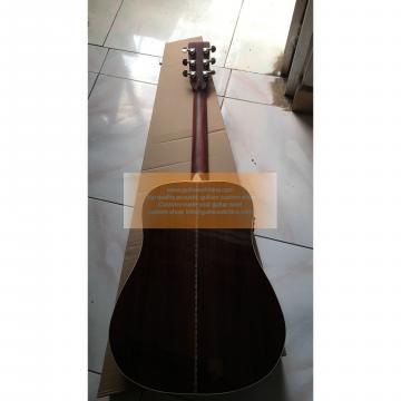 Custom Martin D-28 Acoustic Electric Guitar