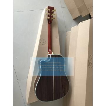 Custom Dreadnought D-45 Cutaway Martin Guitars