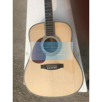 Custom Left-handed Martin D-45 Standard Natural