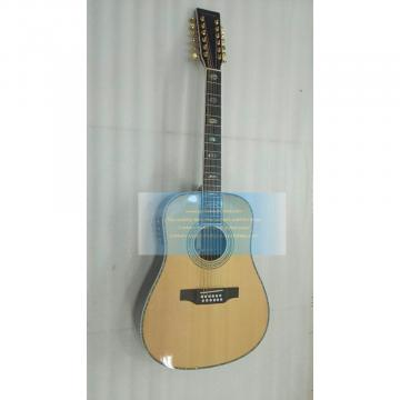 Custom 12 string Martin D45 Guitar Fishman 301 EQ
