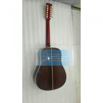 Custom 12 string Martin D45 Guitar Fishman 301 EQ