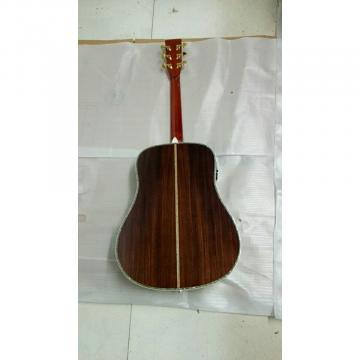 Custom D45 Martin Tree of Life Inlay Guitar