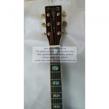 Custom Martin D45s Torch Headstock Inlay Guitar