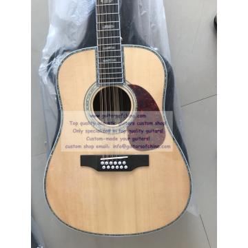Custom Martin D 45 12 string Acoustic Guitar(Top Quality)