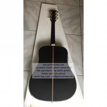 Sunburst Martin D45 Custom Guitar Solid Indian Rosewood