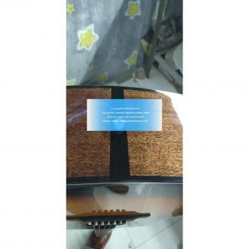 Custom Solid Martin D18 D-18 D 18v Acoustic Sunburst(2018 New Top Quality)