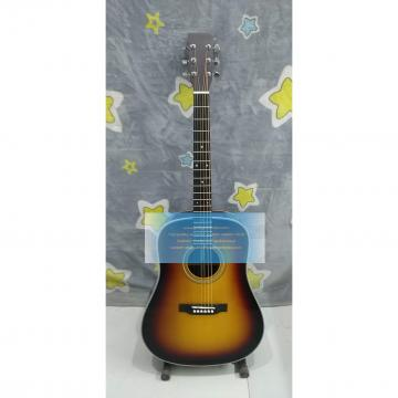 Cheapest Solid Custom Martin D28 Sunburst Dreadnought Standard Series Guitar Discounts Now