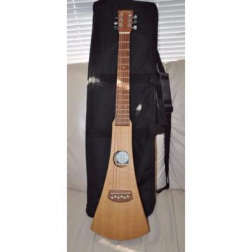 C.F. MARTIN BACKPACKER ACOUSTIC STEEL STRING GUITAR SER.#197.923 W/CARRY CASE