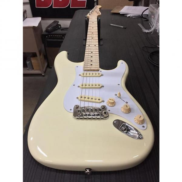 Custom G&L Legacy Vintage Electric Guitar White