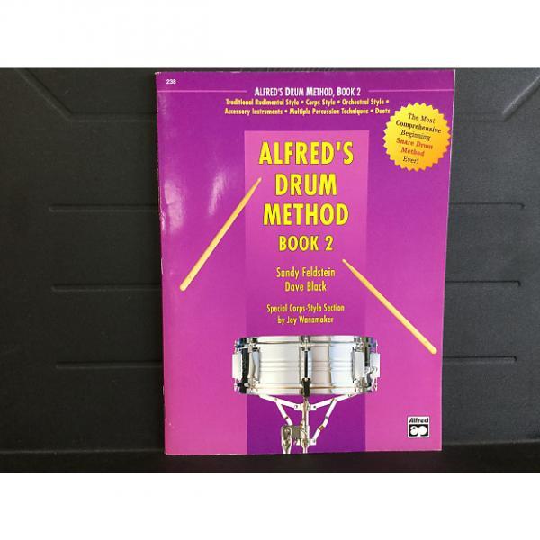 Custom Alfred''s Drum Method Book 2