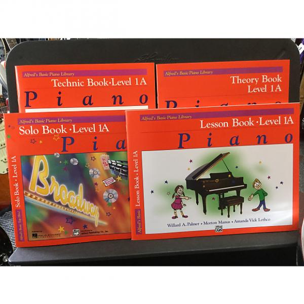 Custom Alfreds Basic Piano Library Level 1A - Solo