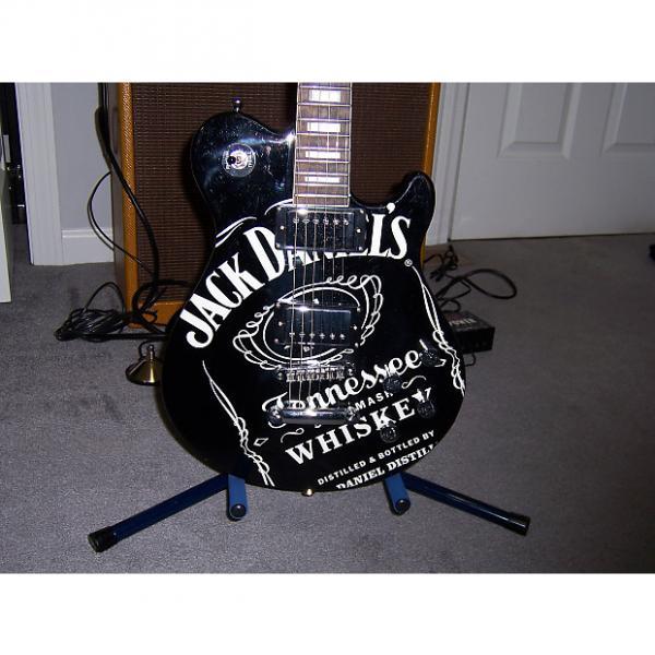 Custom Peavey Jack Daniel's Les Paul style Old #7 Electric Guitar