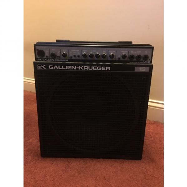 "Custom Gallien-Krueger MB150S 112 150W 1x12"" Bass Combo"