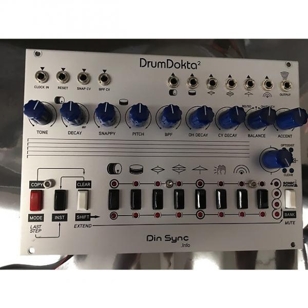 Custom DinSync DrumDokta 2
