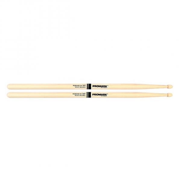 "Custom Promark RBH565AW Rebound 5A .565"" USA Made Hickory Wood Tip"