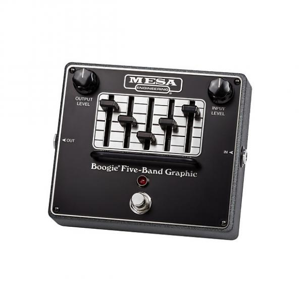 Custom Mesa Boogie Graphic EQ Pedal