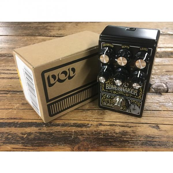 Custom DOD DOD Boneshaker Signature Designer Distortion