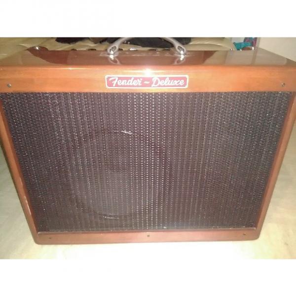 Custom Fender Hot Rod Deluxe Limited Edition 2003 dark stain maple