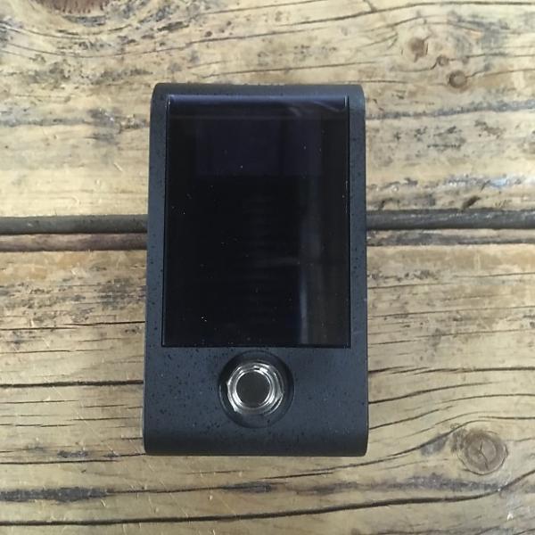Custom Korg Pitchblack Custom Tuner Black