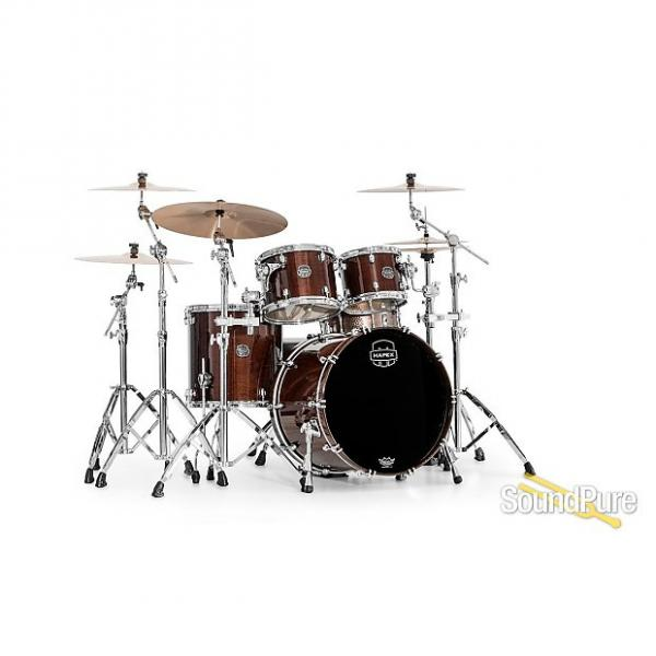 Custom Mapex Saturn V MH Studioease 5pc Shell Pack Trans Espresso