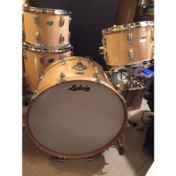 Custom Ludwig Early 70s Big Beat Kit