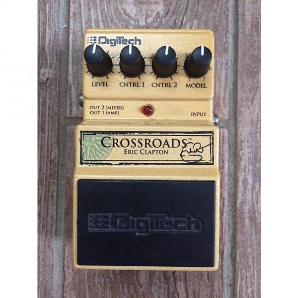 Custom Digitech Eric Clapton Crossroads Pedal